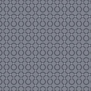 Cool Grey Loopty Loop