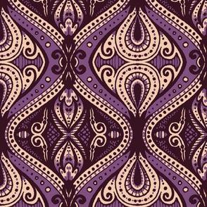 Dacia (Vintage Matchbox - Dark and Violet)