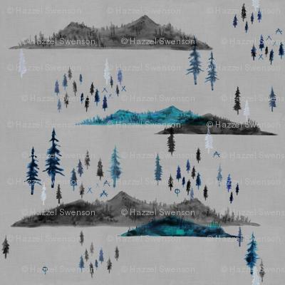 Pacific Northwest Wilderness