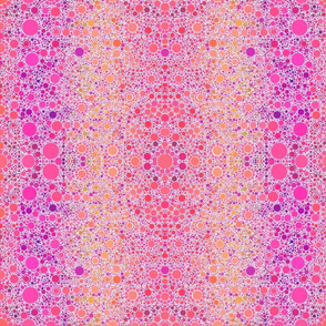 kilim - 20 - pink stripe