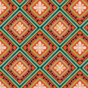 Diamaon Tile Coordinate 1