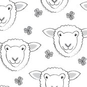 Rsheep-white-random-with-clover-on-white_shop_thumb