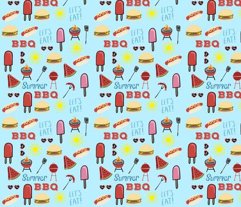 blissgirl10's letterquilt fabric by blissgirl10 on Spoonflower - custom fabric