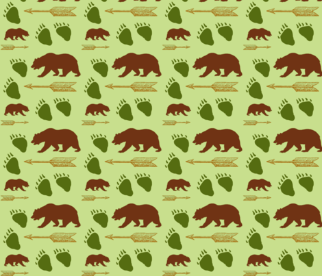 Saving Smokey fabric by firedryad1 on Spoonflower - custom fabric