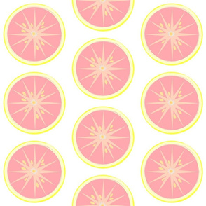G is for grapefruit