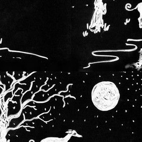 Whippety Scribble tree moon pond Black1_gray-ed