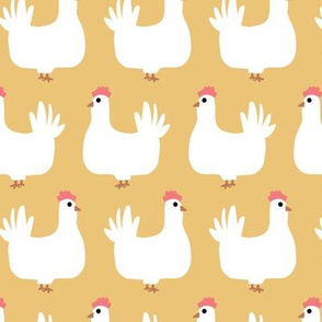 Simple Chicken | Yellow