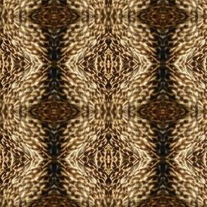 Basketweave - brown