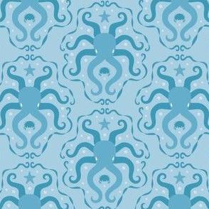 Octopus Damask
