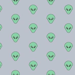 Trippy Alien