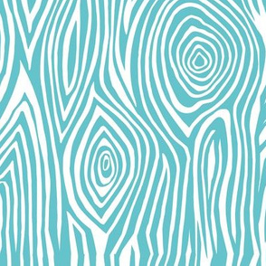 Wood Grain Teal