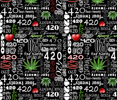 420 Reversed fabric by camomoto on Spoonflower - custom fabric