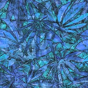 Blue  Blue Batik