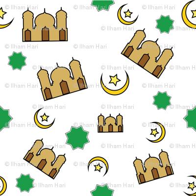 ramadan pattern seamles
