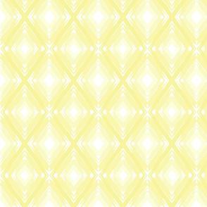 Yellow Geometric Gradient