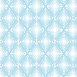 Light Teal Geometric Gradient