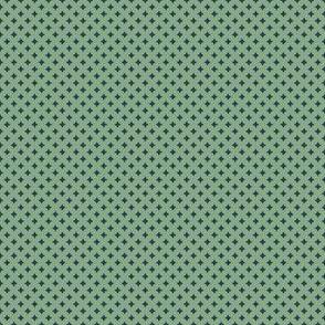 Stars - NavyGreen
