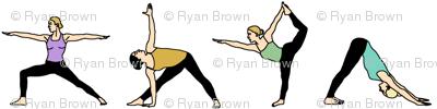 Yoga Girls // Large