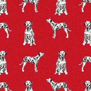 dalmatian pet quilt a collection coordinate dog breed fabric