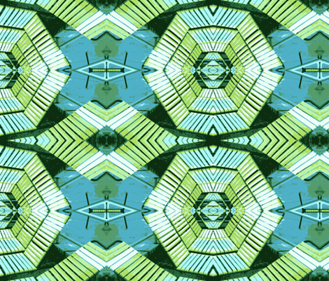 Pool Chairs fabric by hot_office on Spoonflower - custom fabric