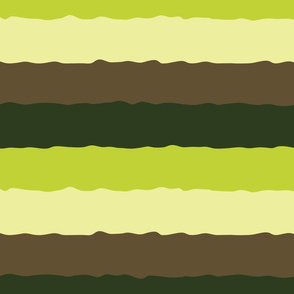 avocado big stripes large