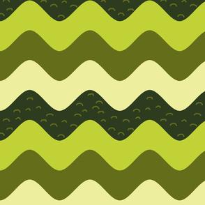 avocado waves large
