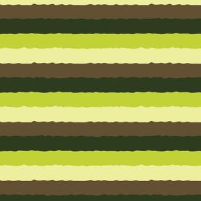 avocado big stripes