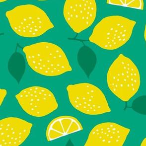 Summer Lemons green (large)