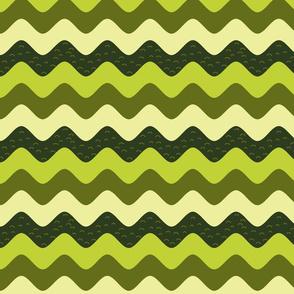 avocado waves