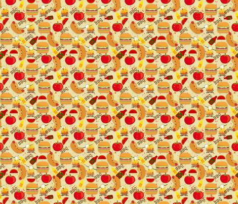 bbqoffset fabric by lilly_lynne_designs on Spoonflower - custom fabric