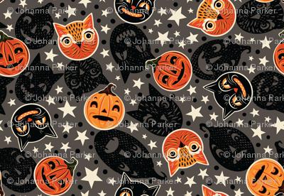 Halloween Lantern Heads