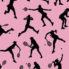 Women's Tennis - Light Pink // Small