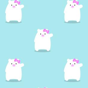 Hello Cub pattern