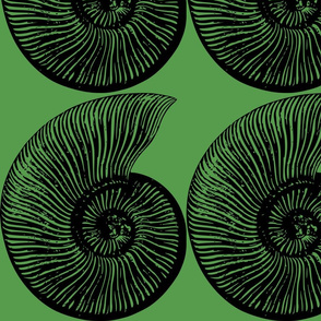 fossil green