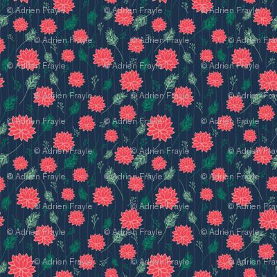 Pom Flowers Summer