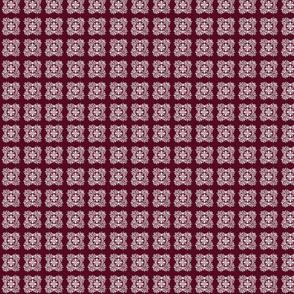 Ornate-Cranberry
