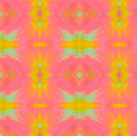 Blush fabric by kooky_k on Spoonflower - custom fabric