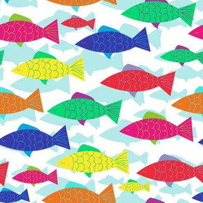 School of Fish - Multi