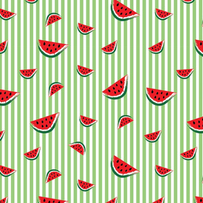 Watermelon Stripe