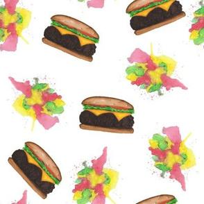 Ketchup-Mustard-Relish