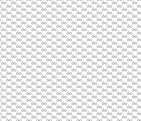 GAFAS 3X3 fabric by wxstudio on Spoonflower - custom fabric