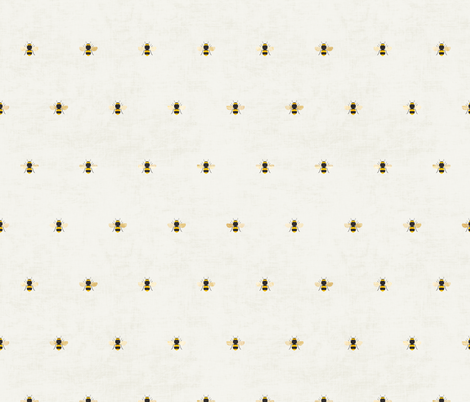 PETRA BEE fabric by holli_zollinger on Spoonflower - custom fabric