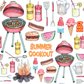 Summer Cookout-kB