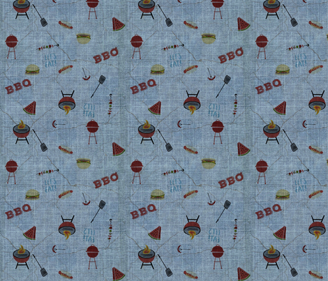 odehe's letterquilt-ed-ed-ed-ed fabric by odehe on Spoonflower - custom fabric