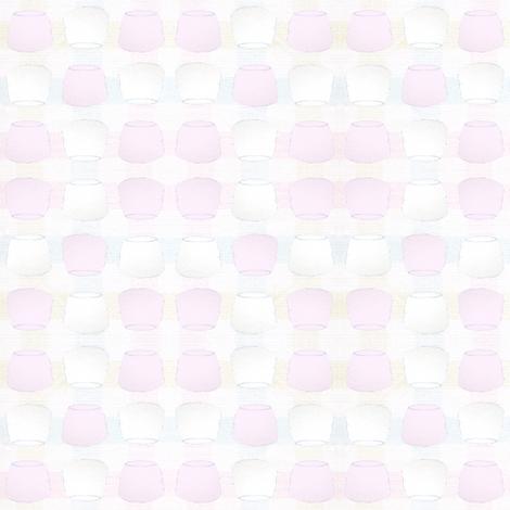 marshmallows-readytotoast! fabric by marigoldpink on Spoonflower - custom fabric