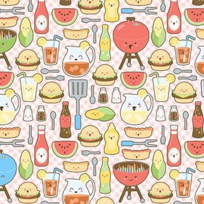 Kawaii Cookout - Pastel