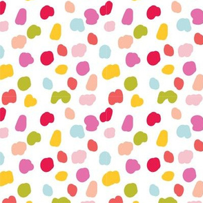 Brush Polka Dots