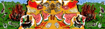 Dali Vegetarian Summer cookup-