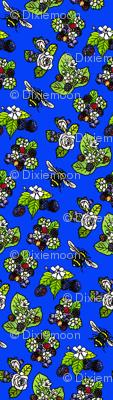 English Garden - Ultramarine