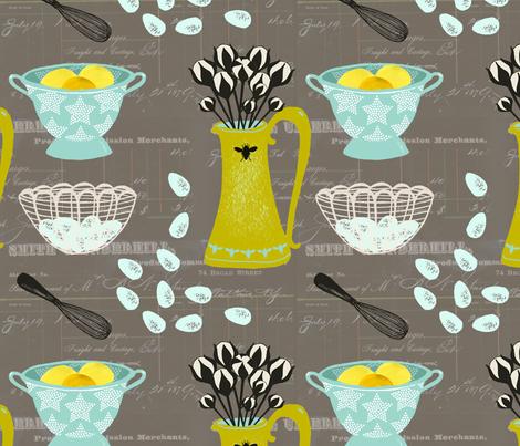 Fresh Farmhouse fabric by birch&loon on Spoonflower - custom fabric